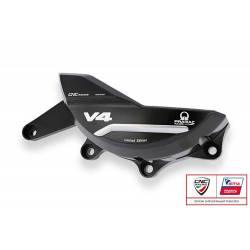 Protection carter alternateur CNC racing PRAMAC Ducati Panigale V4