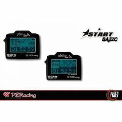 Chronomètre moto GPS PZ Racing ST300 Basic tactile 50hz
