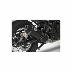 Silencieux Penta inox homologué Euro 4 Zard Royal Enfield Hymalayan 2019