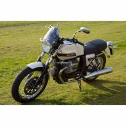 Saute vent Dart modèle Classic Moto Guzzi V7 - I et II