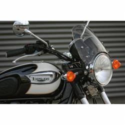 Saute vent Dart modèle Classic Triumph Bonneville et T100 refroidissement air