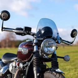 Saute vent Dart modèle Classic Triumph Bobber black