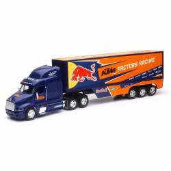 Modèle réduit camion atelier KTM SX Redbull 1/32