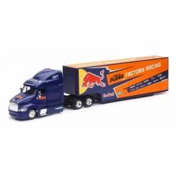 Modèle réduit camion atelier KTM Redbull 1/43