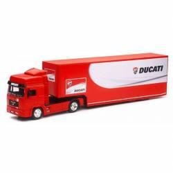 Modèle réduit camion atelier MotoGP Ducati 1/43