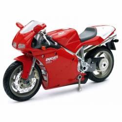 Modèle réduit Ducati 998 S 1/12