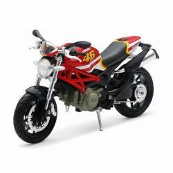 Modèle réduit Ducati 796 Monster Rossi Replica 1/12