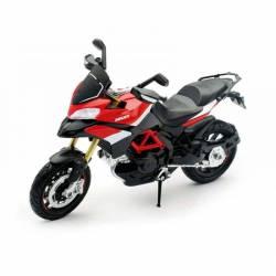 Modèle réduit Ducati 1200 Multistrada Pikes Peak 1/12