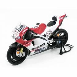 Modèle réduit Ducati MotoGP 2015 Andrea Dovizioso