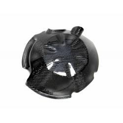 Protection de carter d embrayage carbone Carbonin Kawasaki Z750 R-S