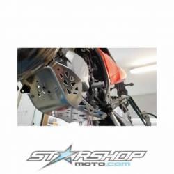 Sabot moteur en aluminium KTM 250 300 EXC Husqvarna 250 300 TE