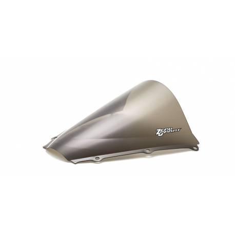 Bulle Zero Gravity double courbure colorée pour Honda CBR 600RR