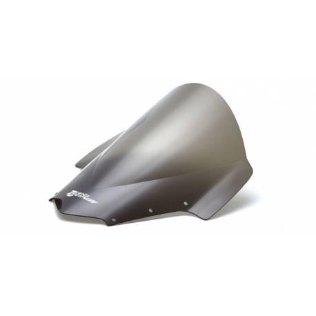 Bulle Zero Gravity double courbure colorée pour Yamaha FZ1 Fazer 1000 lo profile