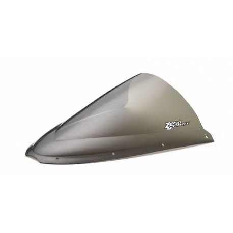 Bulle Zero Gravity double courbure colorée pour Ducati 749 Dark S R 999 S R Xerox