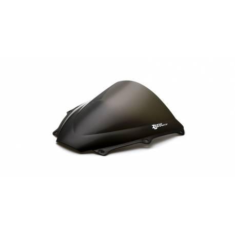 Bulle Zero Gravity double courbure colorée pour Triumph tt600
