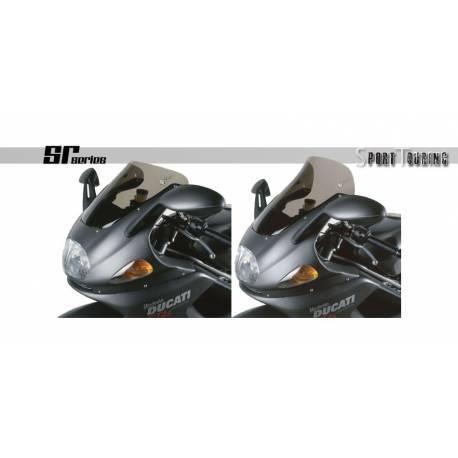 Bulle Zero Gravity type origine colorée Ducati st2 ST4 ST4S ABS