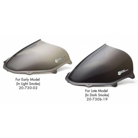 Bulle Zero Gravity type origine colorée Ducati Multistrada 620 Dark 1000 DS SDS 1100 S