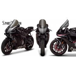Bulle Zero Gravity réhaussée sport touring Yamaha YZF R1 LE