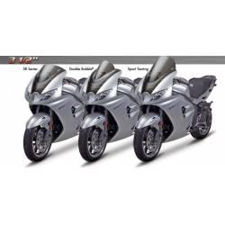Bulle Zero Gravity réhaussée sport touring Triumph Sprint GT
