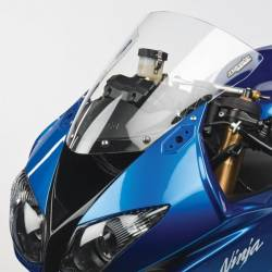 Bulle type origine transparente Hotbodies Racing Kawasaki ZX 6 10R