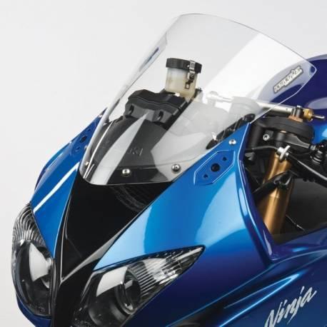 Bulle type origine transparente Hotbodies Racing Kawasaki ZX 6 10R