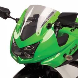 Bulle type origine fumée noir sombre Hotbodies Racing Kawasaki Ninja 250 r