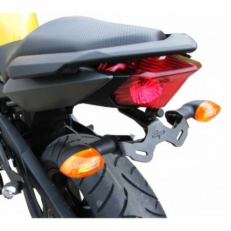 Yamaha xj6 support de plaque