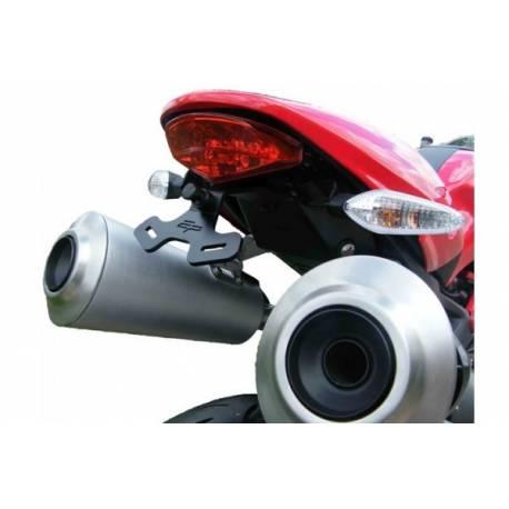 Ducati Monster 696 796 1100 Support de plaque