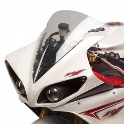 Bulle type origine fumée noir sombre Hotbodies Racing Yamaha R 1