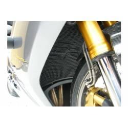 Triumph Daytona 675 protection de radiateur