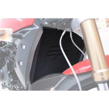 Triumph Speed Triple protection de radiateuR protection-grille