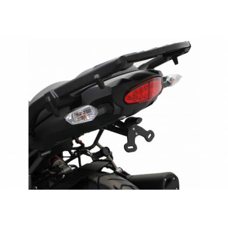 Kawasaki Versys 1000 support de plaque
