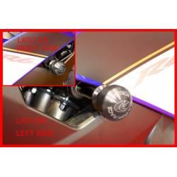 Roulettes de protection Evotech Defender Yamaha R6