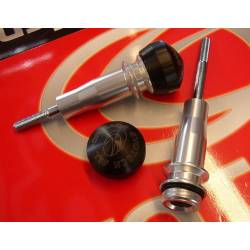 Roulettes de protection Evotech Defender Suzuki SV650 N/S