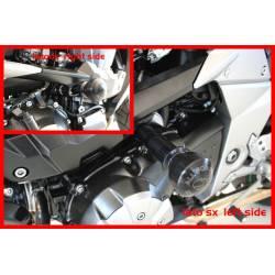 Roulettes de protection Evotech Defender Kawasaki Z750 et Z1000