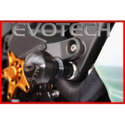 Roulettes de protection Evotech Defender Kawasaki ZX6R