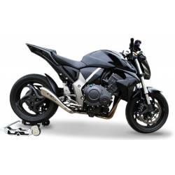 Echappement Hydroform noir homologué avec décatalyseur HP CORSE Honda CB1000R