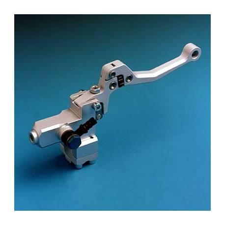 Maitre cyl frein 17.5mm ISR réservoir separe levier réglable