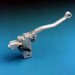 Maitre cyl frein 17.5mm ISR réservoir separe levier fixe