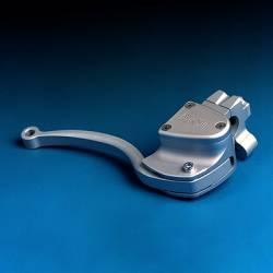 Maitre cyl frein 17.5mm ISR levier fixe réservoir integre