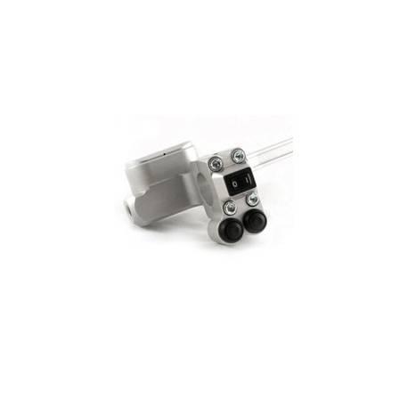 Contacteur droit ISR 1 latéral 0-1 et 2 boutons push type 2 D25-4