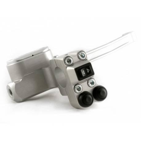 Contacteur droit ISR 1 latéral t et 2 boutons push type 2 D22