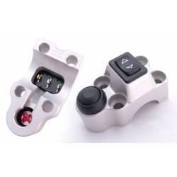 Contacteurs ISR 1 latéral t et 1 bouton push type 2 D22