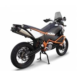 Echapp Evoxtrem 310mm HP Corse satin racing KTM 990 Adventure