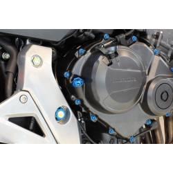 Kit visserie moteur Evotech Honda Hornet 600