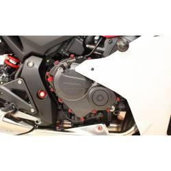 Kit visserie moteur Evotech Honda Cbr 600 f