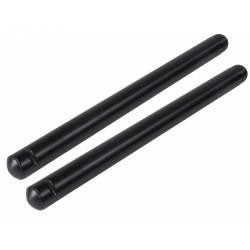 Paire tubes de rechange aluminium demi guidon Bonamici