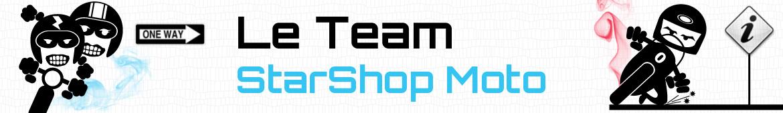 Le team starshop Moto